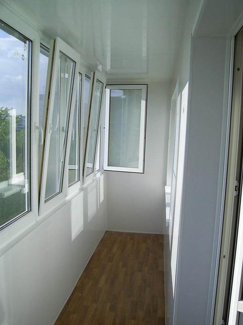Прайс на отделку балконов и лоджий остекление балконов и крыш