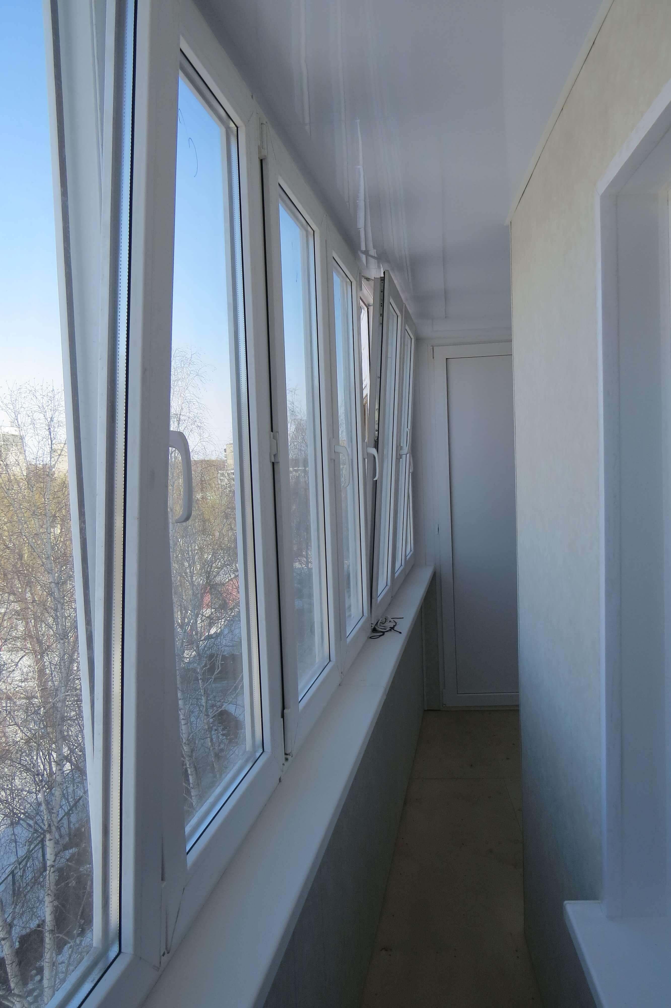 Остекление балконов - Челябинск. застеклить по цене от произ.